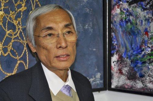 Brazil Ambassador Edmundo Fujita. (Yoav Cerralbo/The Korea Herald)
