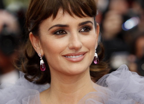 Actress Penelope Cruz arrives for the screening of Pirates of the Caribbean: On Stranger Tides, at the 64th international film festival, in Cannes, southern France, Saturday, May 14, 2011.