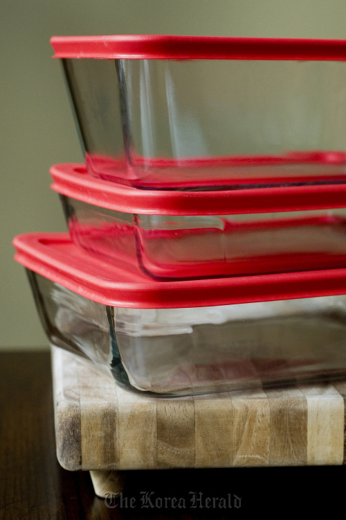Pick a shape for resalable containers, square or rectangle, and stick with it. (Charlotte Observer/MCT)