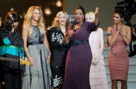 patti labelle oprah farewell. Oprah Winfrey speaks as she is