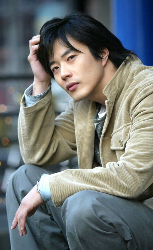 Korean actor Kwon Sang-woo (Korea Herald file photo)