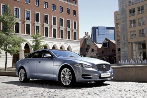Jaguar all-new XJ
