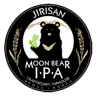 The logo of Craftworks Taphouse and Bistro's Moon Bear IPA. (Craftworks)