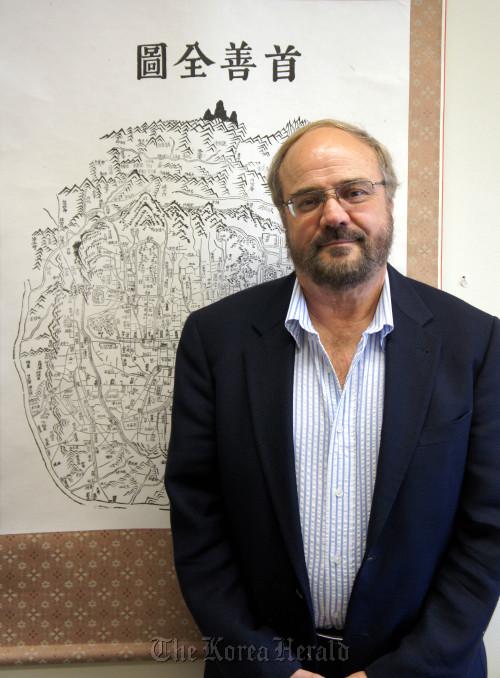 John Duncan, director of the UCLA Center for Korean Studies