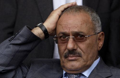 Yemeni President Ali Abdullah Saleh (AP-Yonhap News)