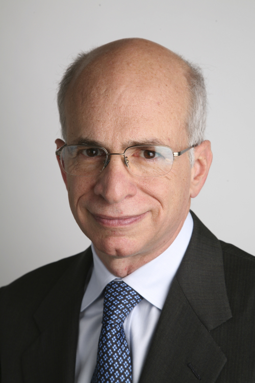 Dr. Richard Boas, founder of KUMSN (Richard Frank)