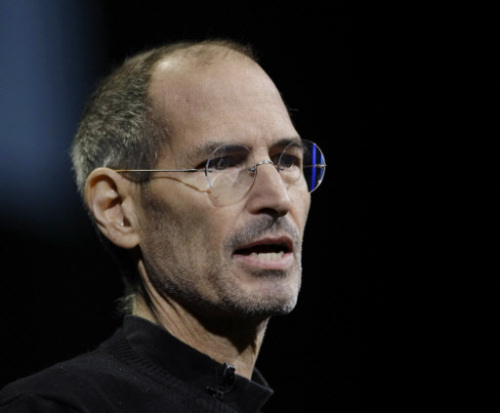 Apple CEO Steve Jobs (AP-Yonhap News)