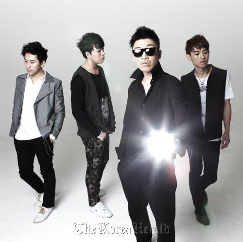Pop-electro group Daybreak (Mint Paper/Happy Robot Record)