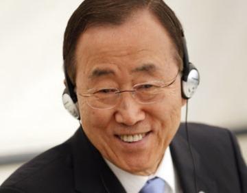 U.N. Secretary-GeneralBan Ki-moon (Yonhap News)