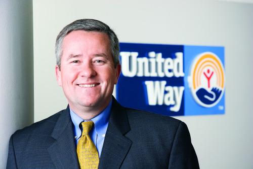 Brian Gallagher, president of United Way Worldwide (United Way Worldwide)