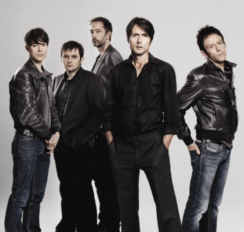 U.K. rock band Suede is to hold a concert on July 31 at the Jisan Rock Festival in Icheon, Gyeonggi Province. (CJ E&M)