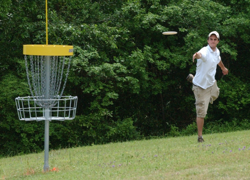 Disc golf is becoming increasingly popular in Korea, with permanent courses in Seoul and Jeju, and another planned for Chuncheon. (PGDA)