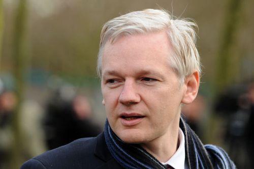 WikiLeaks founder Julian Assange . (AFP-Yonhap News)