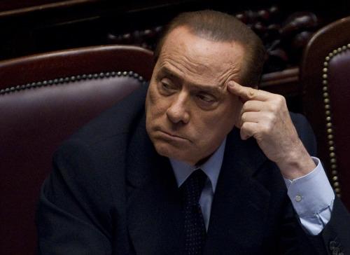 Silvio Berlusconi. (AP-Yonhap News)
