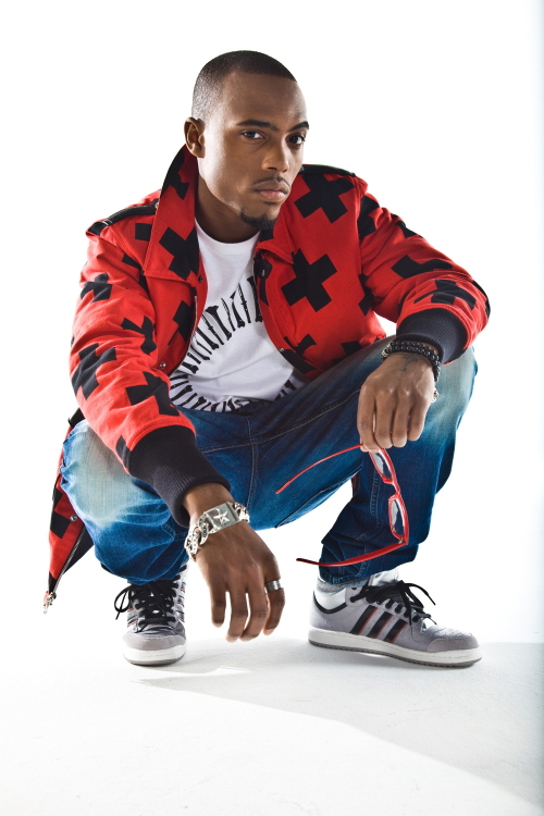 American rapper and singer-songwriter B.o.B is to attend the Incheon Pentaport Rock Festival on Aug. 7. (Yescom Entertainment)
