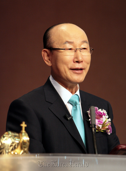 Davind Yonggi Cho, Emeritus Pastor at Yoido Full Gospel Church (Yoido Full Gospel Church)