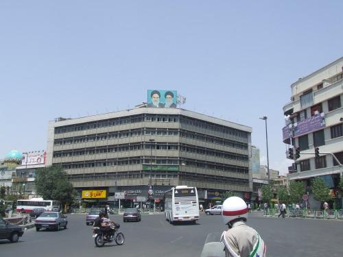 Downtown Tehran