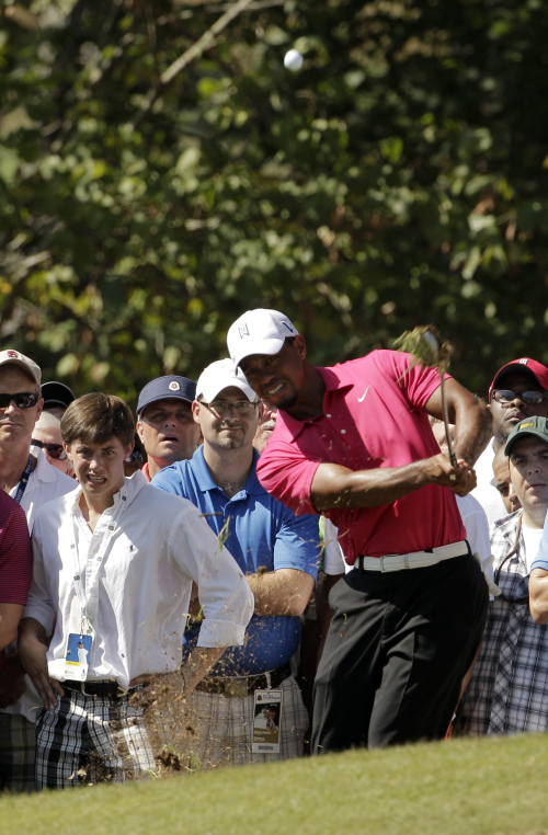 Tiger Woods has chosen a tournament from the Fall Series that he has never played. (AP-Yonhap News)