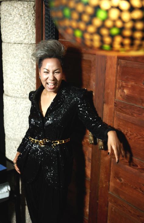 Singer Insooni. (Seol&Company)