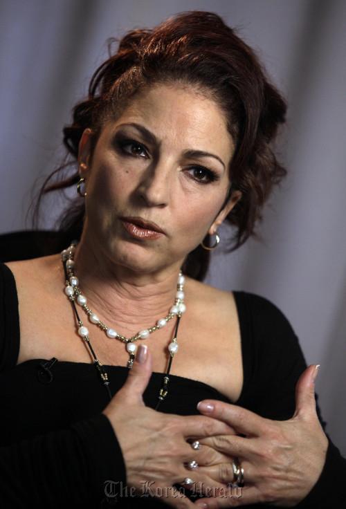 Gloria Estefan. (AP-Yonhap News)