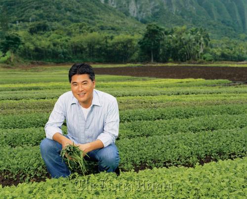 Chef Roy Yamaguchi (Roy's Restaurant)