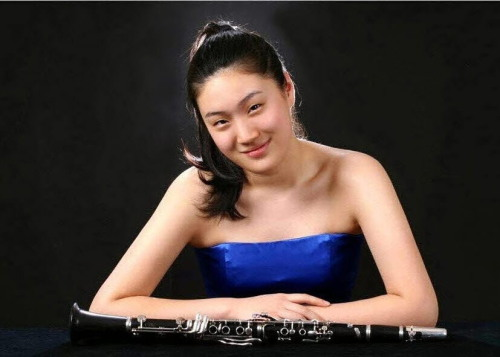 my inspiration in becoming a clarinet player in high school Clarinet the clarinet is a member of the woodwind family  two other clarinets are used by high school and more advanced players the contra-alto and contra-bass.