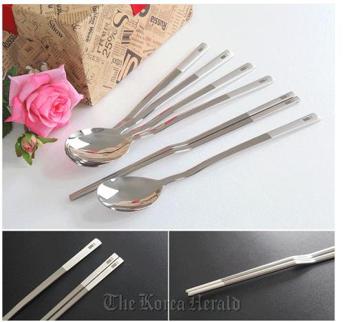 Kichen Idea has launched spoons and chipsticks designed for hygiene purposes. (Kichen Idea)