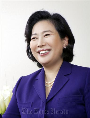 Hyundai Group chairwoman Hyun Jeong-eun. (Yonhap News)