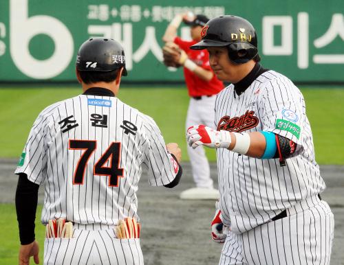 Lee Dae-ho has ended his 11-year career in Busan. (Yonhap News)