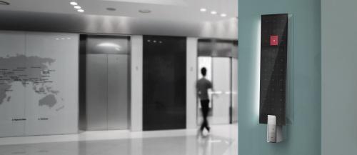 현대엘리베이터 iF 디자인 어워드 수상-프린트화면
