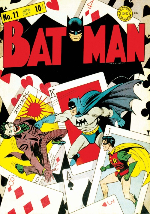 """The issue 11 cover of """"Batman."""" (AP-Yonhap News)"""