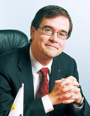 Renault Samsung Motors CEO Francois Provost