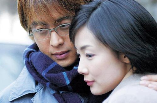 "Scenes from KBS' 2002 hit drama series ""Winter Sonata"" (KBS)"