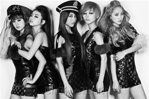 Wonder Girls (JYP)