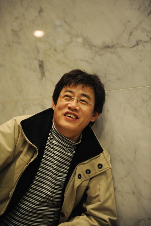 Comedian Lee Kyung-kyu