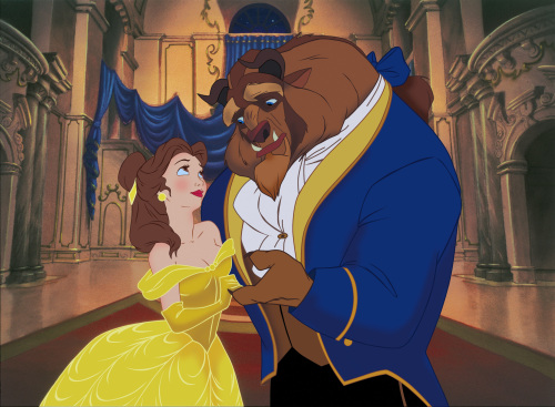 """Disney """"Beauty and the Beast 3D"""" features Belle, left, and the Beast. (Courtesy Disney/MCT)"""