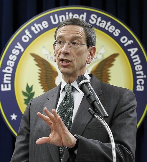 Robert Einhorn, U.S. special adviser for nonproliferation and arms control (Yonhap News)