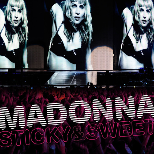 The cover of Madonna`s new album,