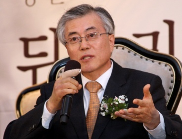 Moon Jae-in (Yonhap News)