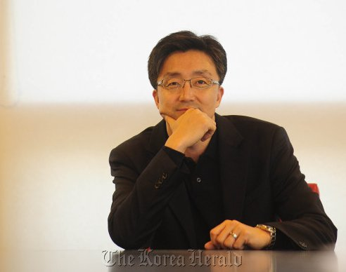 CEO Jimmy Kim (Pack Hae-mook/The Korea Herald)