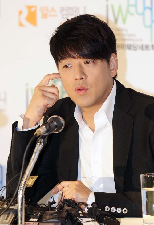 Korean entertainer Ryu Si-won (The Korea Herald)