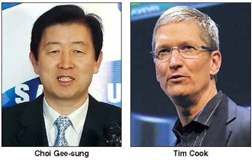 Courts Looks for Apple and Samsung Leadership Resolve IP Disputes