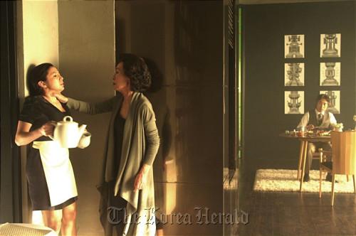 """A scene from director Im Sang-soo's """"Taste of Money"""" (FILMPASMAL)"""