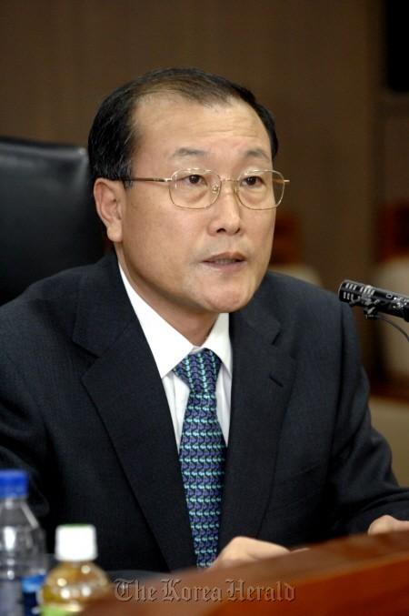 MBC president Kim Jae-chul