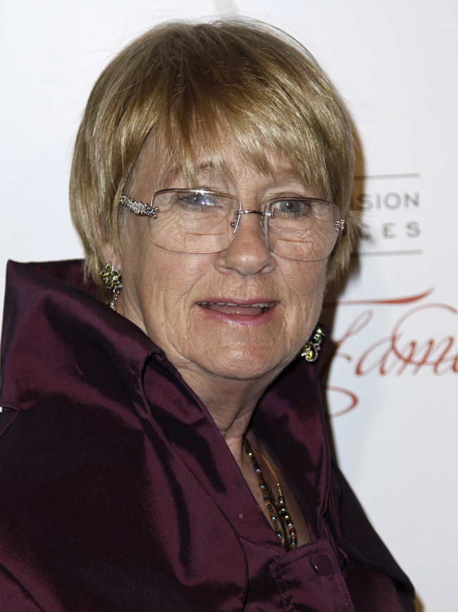 In this March 1 photo, Kathryn Joosten arrives at the Academy of Television Arts and Sciences 21st Annual Hall of Fame Gala in Beverly Hills, California. (AP-Yonahp News)