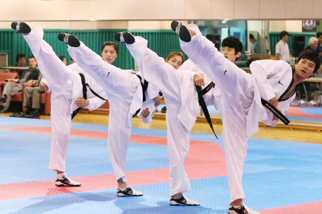 Taekwondo korean
