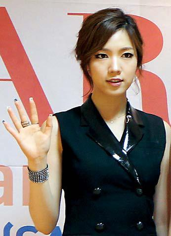 T-ara`s Hwayoung