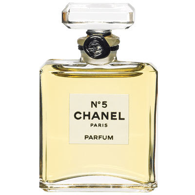 Chanel`s most famous perfume No.5 (Chanel)
