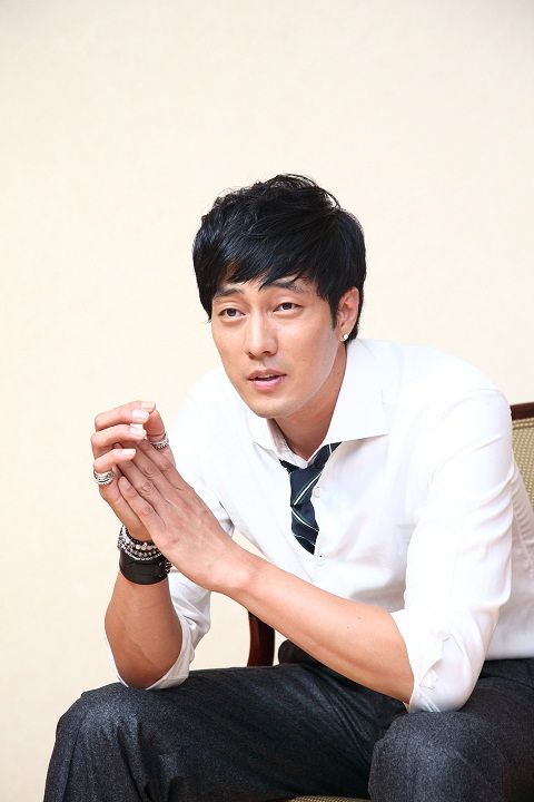 Actor So Ji-sub (Younghwain)