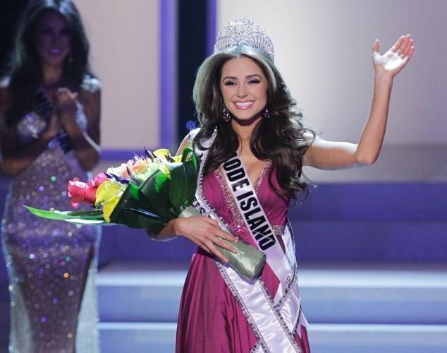 20-year-old new Miss Universe Olivia Culpo. (AP)